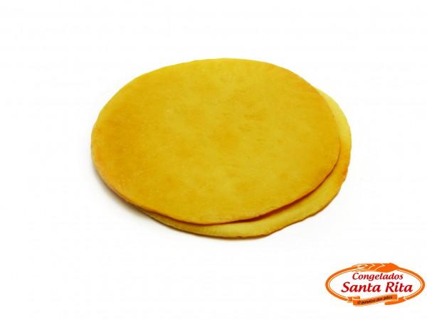 Congelados Santa Rita |Massa pré assada para Pizza.